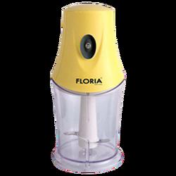 Sjeckalica, 3 brzine, posuda 360 ml, 200 W, žuta