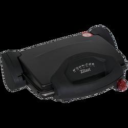 Grill kontaktni, LED indikator, 4 sendviča, 2000 W, crna