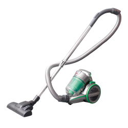 Usisavač sa posudom, 1400/400 W, HEPA filter, zelena