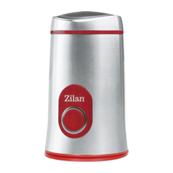 Mlin za kafu, spremnik 50 g., 150 W, INOX/crvena