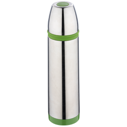 Termos boca, 500 ml, INOX/ /zelena