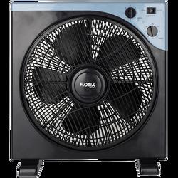 Ventilator, podni, promjer 30 cm, timer, 40 W, crni