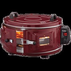 Mini pećnica ( peka )  , zapremina 40 l, 1100 W, crvena