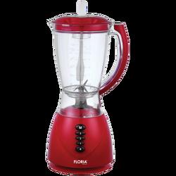 Blender,  zapremina 1.5 lit, 300 W, crvena