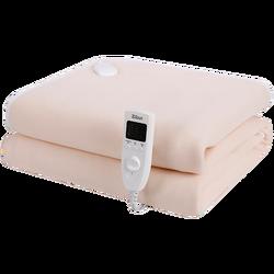 Električna deka, 60 W, 150 x 80 cm, bež