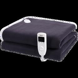 Električna deka, 60 W, 150 x 80 cm, crna