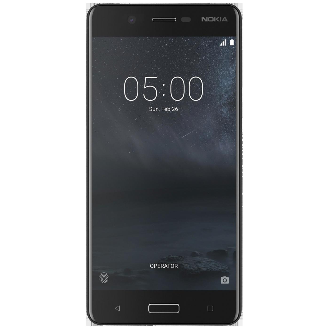 Nokia 5 DS Silver