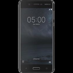 Nokia - Nokia 5 DS Silver
