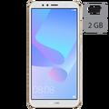 Huawei - Huawei Y6 (2018) Gold