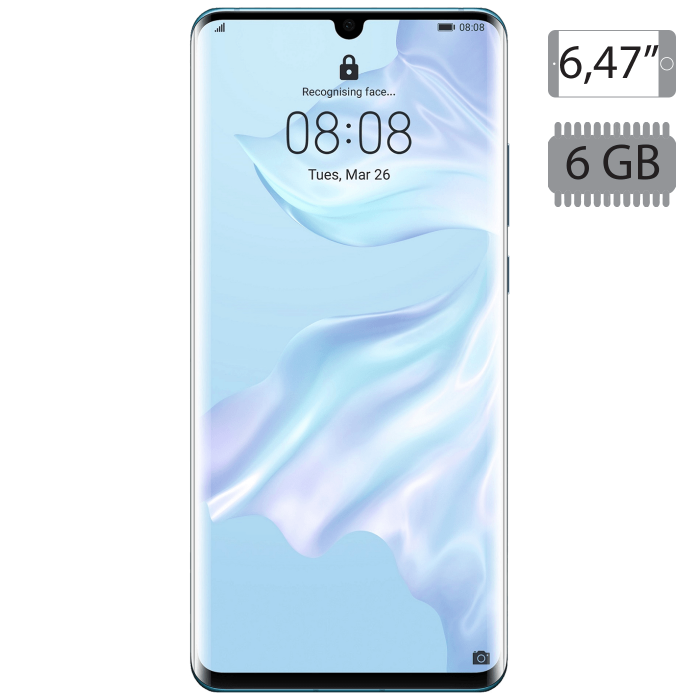 Huawei - P30 Pro Breathing Cristal