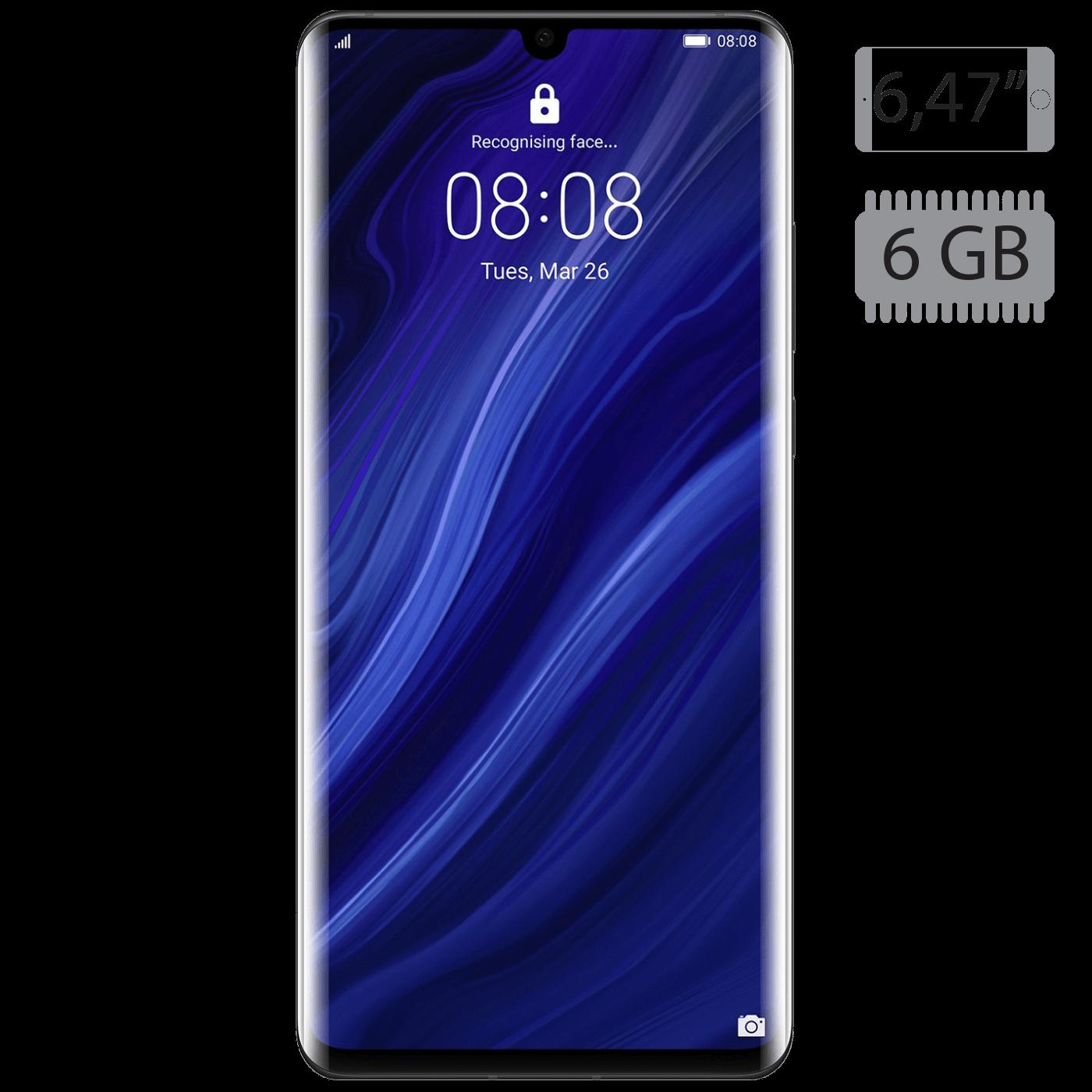 Huawei - P30 Pro Black
