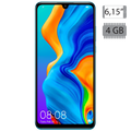 Huawei - P30 Lite 4GB/64GB, Peacock Blue