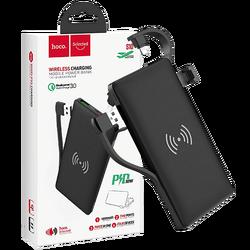 Punjač prijenosni za mobitele, brzi QC/PD, 10000 mAh, 3A