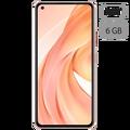 Xiaomi - Mi 11 Lite 6GB/128GB Peach Pink
