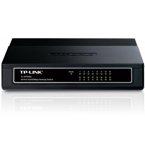 TP-LINK - TL-SF1016D