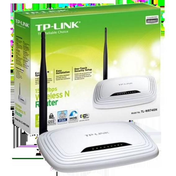 TP-LINK - TL-WR740N