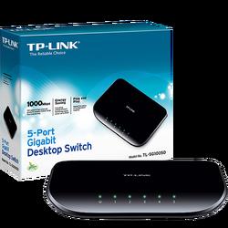5-Portni desktop switch, 5 x 10/100/1000
