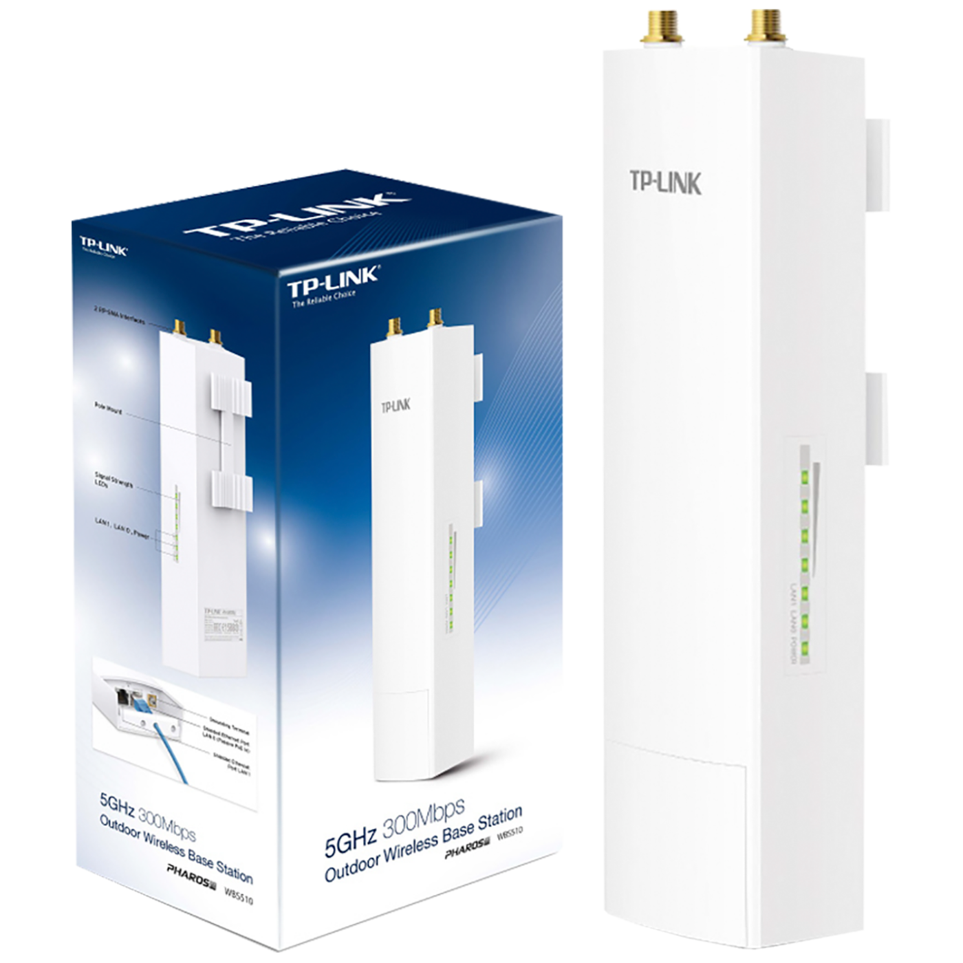 TP-LINK - WBS510