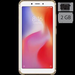 Xiaomi - Redmi 6A Gold