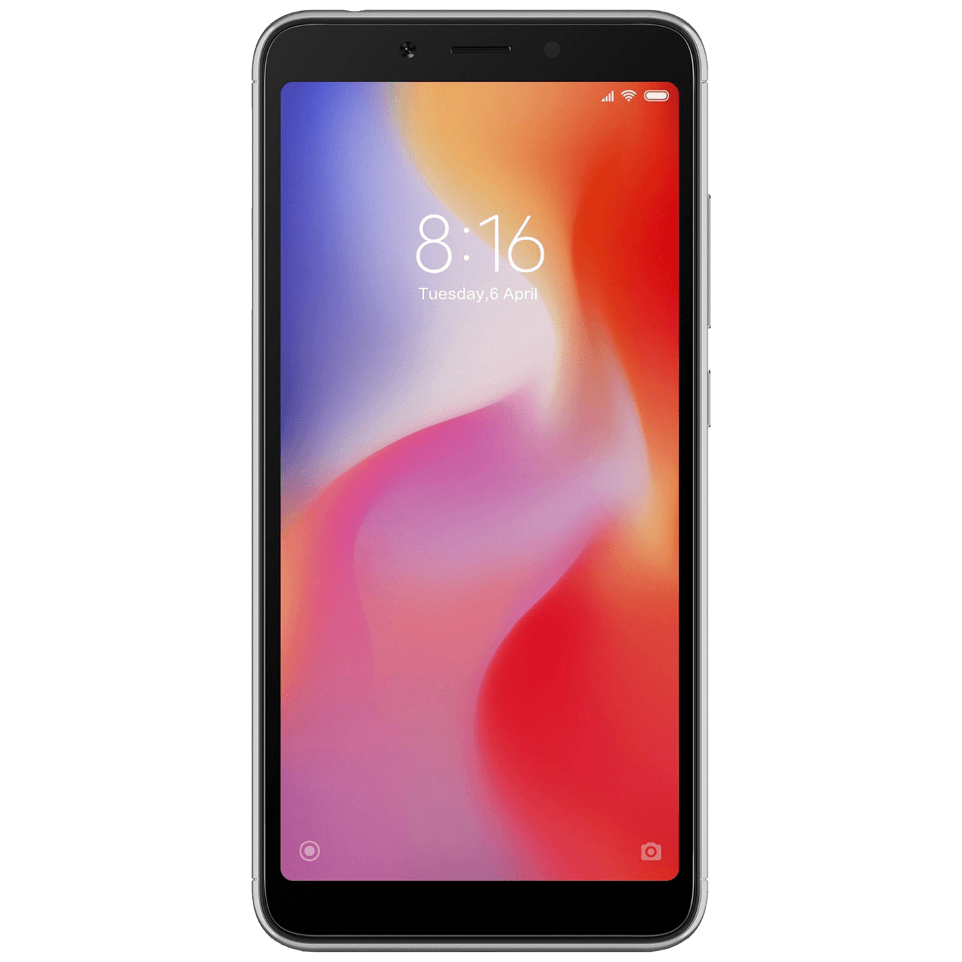 Xiaomi - Redmi 6 Black