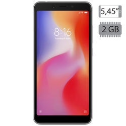 Xiaomi - Redmi 6A Black