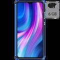 Xiaomi - Redmi Note 8 Pro Ocean Blue