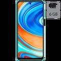 Xiaomi - Redmi Note 9 Pro 6GB/128GB Tr.Green