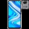 Xiaomi - Redmi Note 9 Pro 6GB/128GB G.White