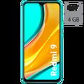 Xiaomi - Redmi 9 4GB/64GB Ocean Green