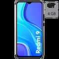 Xiaomi - Redmi 9 4GB/64GB Carbon Grey