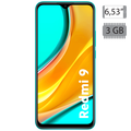 Xiaomi - Redmi 9 3GB/32GB Green