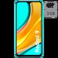 Xiaomi - Redmi 9 3GB/32GB Green