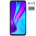 Xiaomi - Redmi 9C 2GB/32GB Twilight Blue