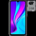 Xiaomi - Redmi 9C 2GB/32GB Midnight Gray
