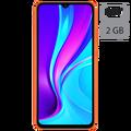 Xiaomi - Redmi 9C 2GB/32GB Sunrise Orange