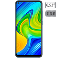Xiaomi - Redmi Note 9 3GB/64GB Onyx Black