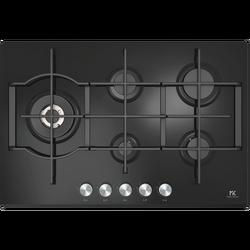 Ugradbena plinska ploča za kuhanje, 75 cm