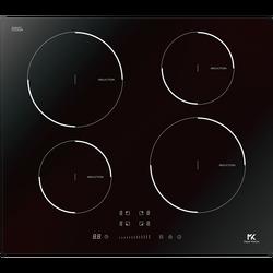 Ugradbena indukcijska ploča za kuhanje, 7000 W