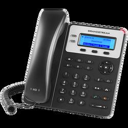 IP telefon, LCD zaslon, HD audio