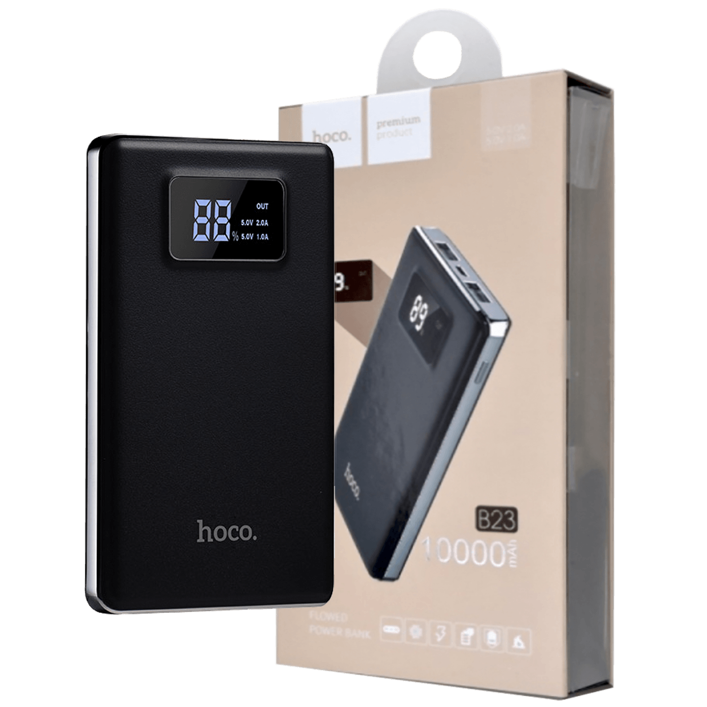 hoco. - B23 Flowed Power Bank