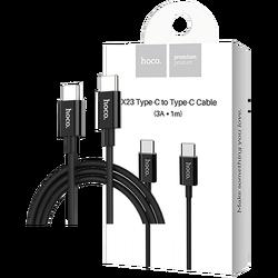 USB kabl za smartphone, USB type C na type C, 1 met., 3 A