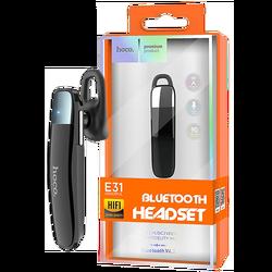 Slušalica bežična sa mikrofonom, Bluetooth, 55 mAh, 3 h,crna