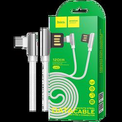 hoco. - U42 Exquisite steel, USB type C, WH