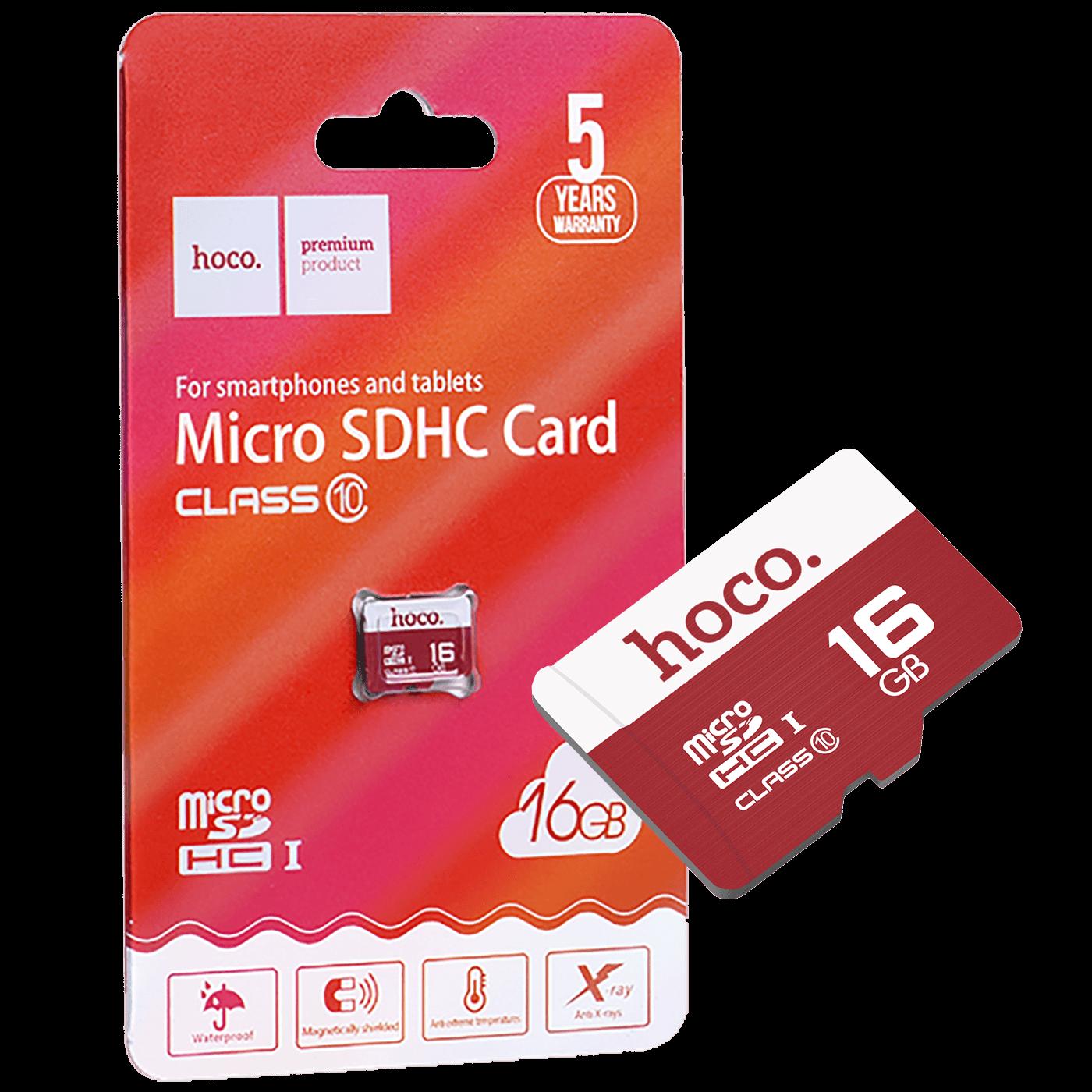 MicroSD 16GB Class10 (85805)