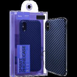 Navlaka za iPhone XS Max, plava