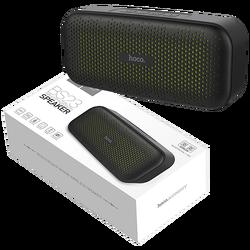 Zvučnik bežični, Bluetooth, 1200 mAh, 3 h, 5 W, crna