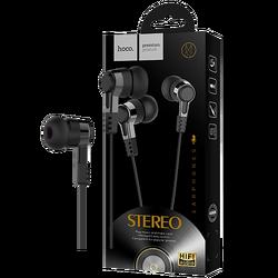 Slušalice sa mikrofonom, 3.5 mm,dužina kabela 1.2 met, crna
