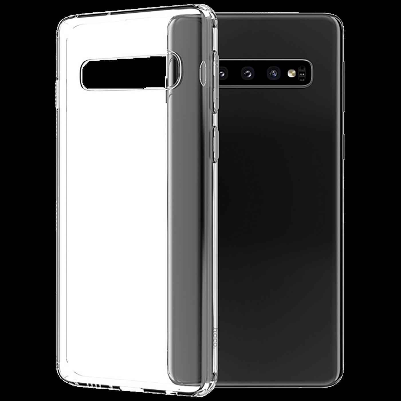 Navlaka za mobitel Samsung Galaxy S10e, transparent