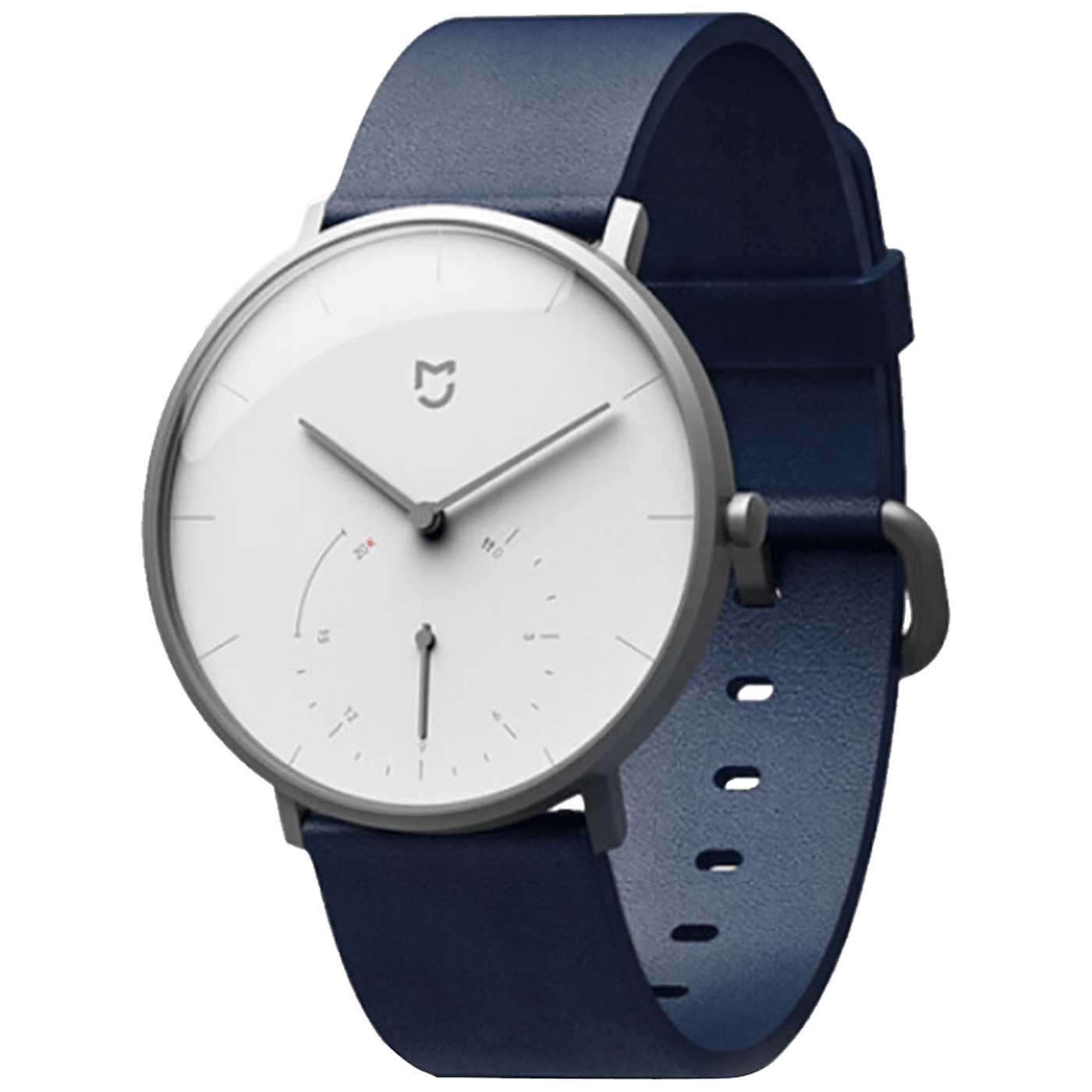 Quartz Watch White/Blue