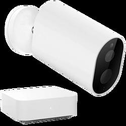Kamera IP, 1080p, WiFi, utor za microSD, IP66
